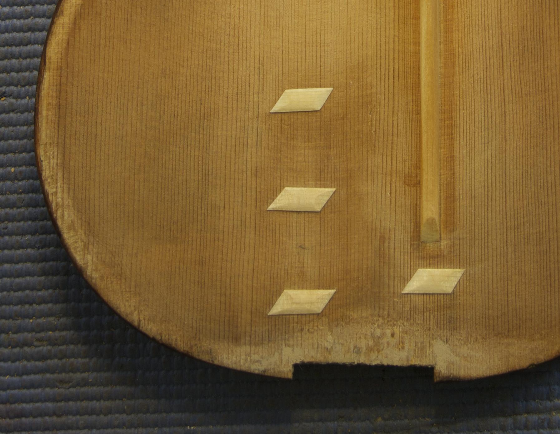Old wood minerale interior of violin - Dscn2046 Version 2